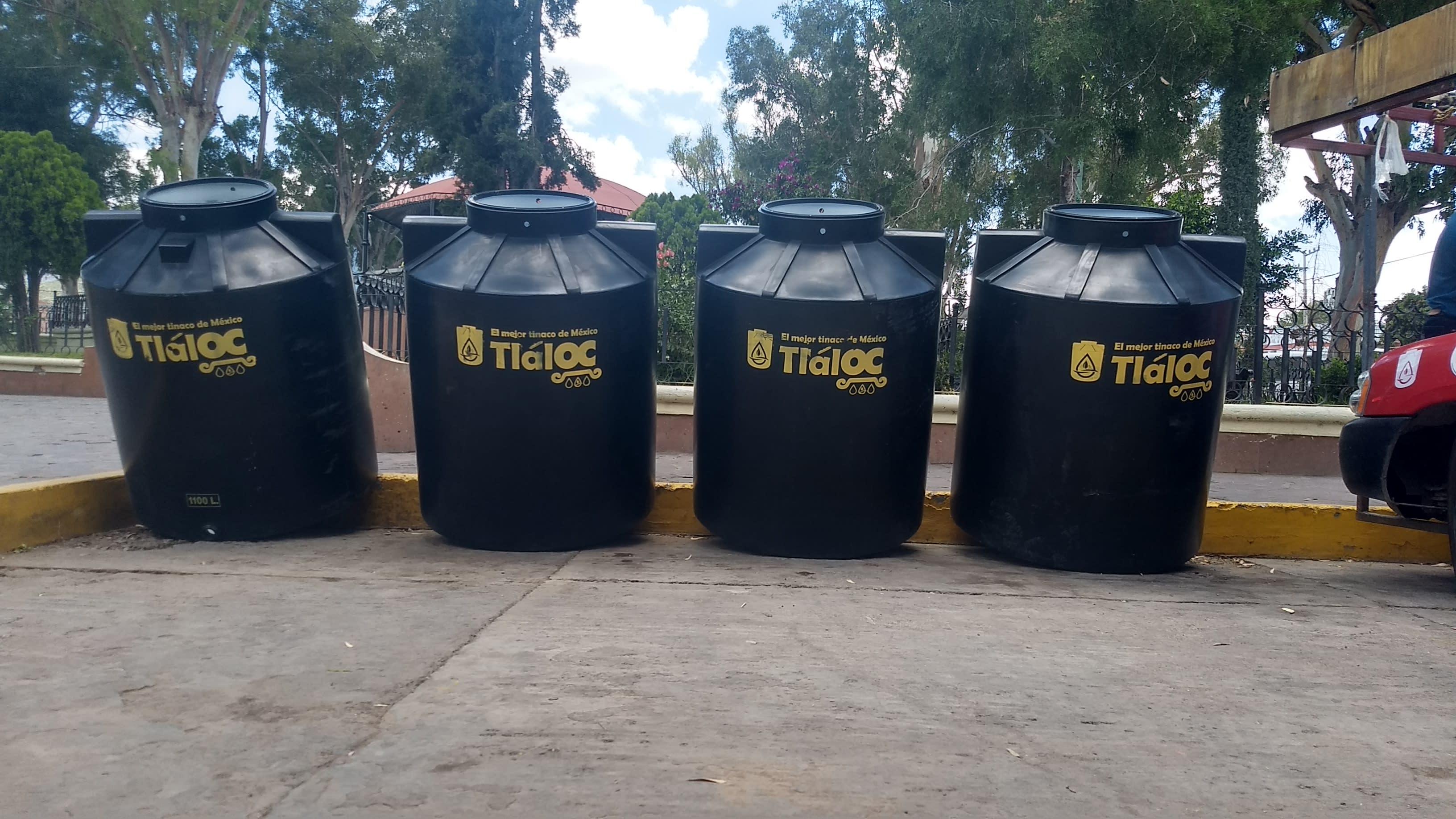 Tinacos y cisternas