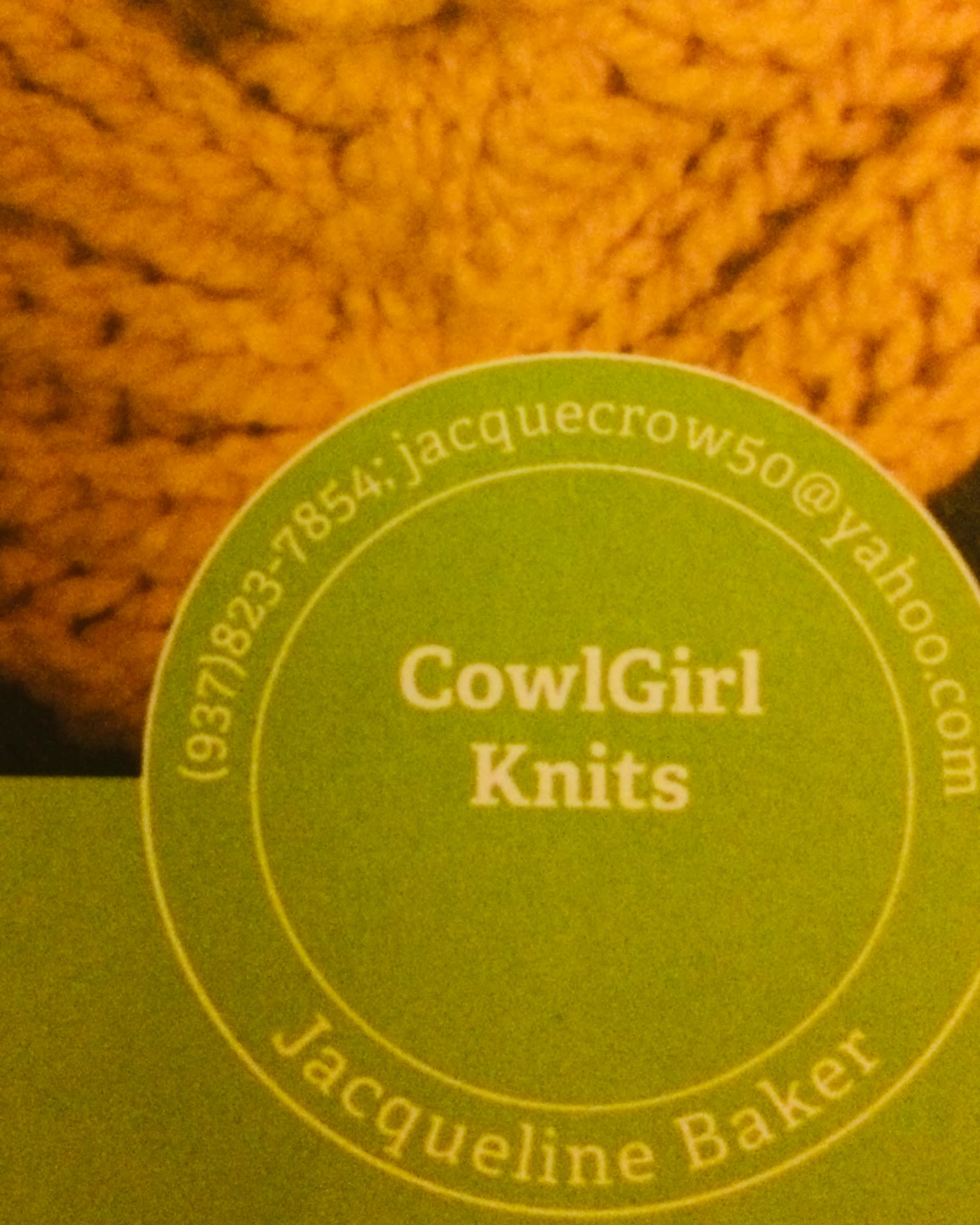 Cowlgirl Knits