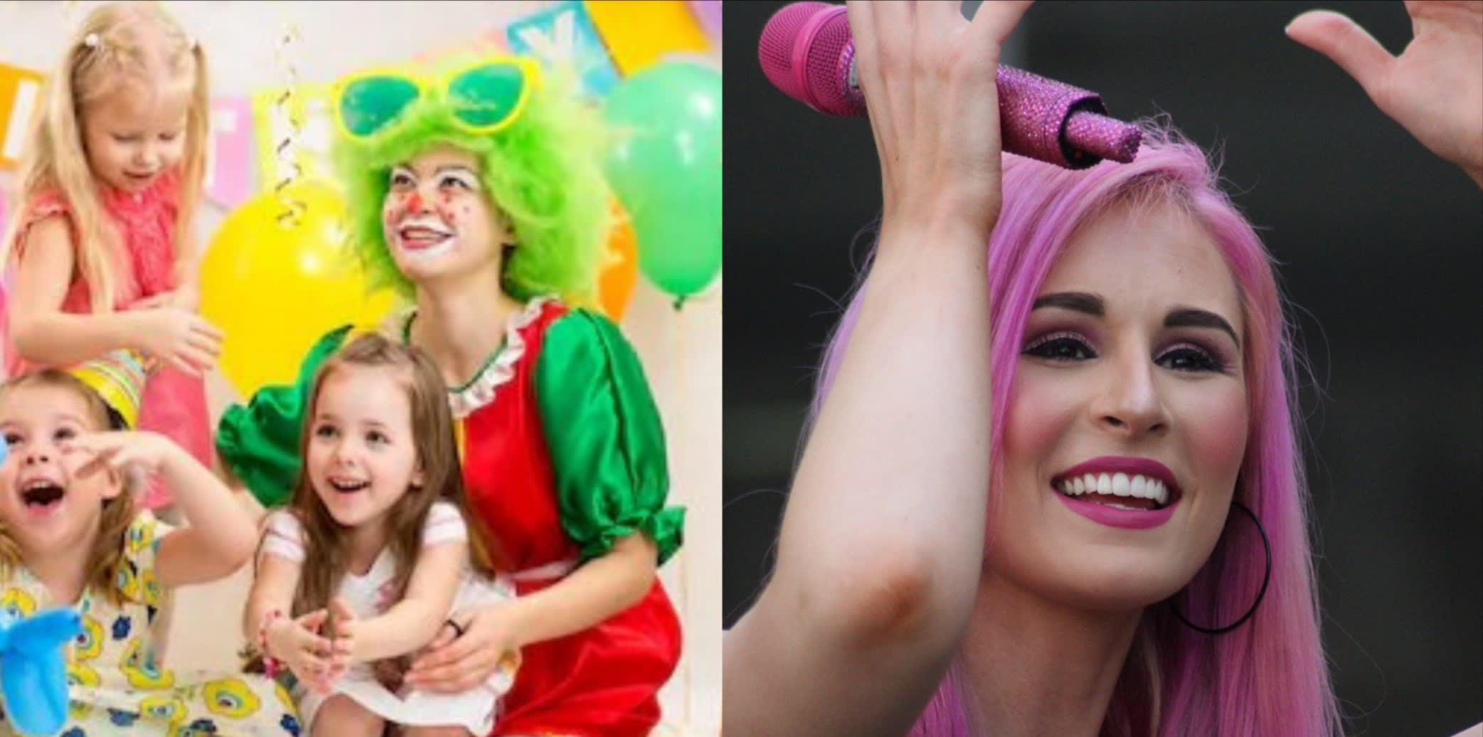 Animadores/as Infantiles y Eventos
