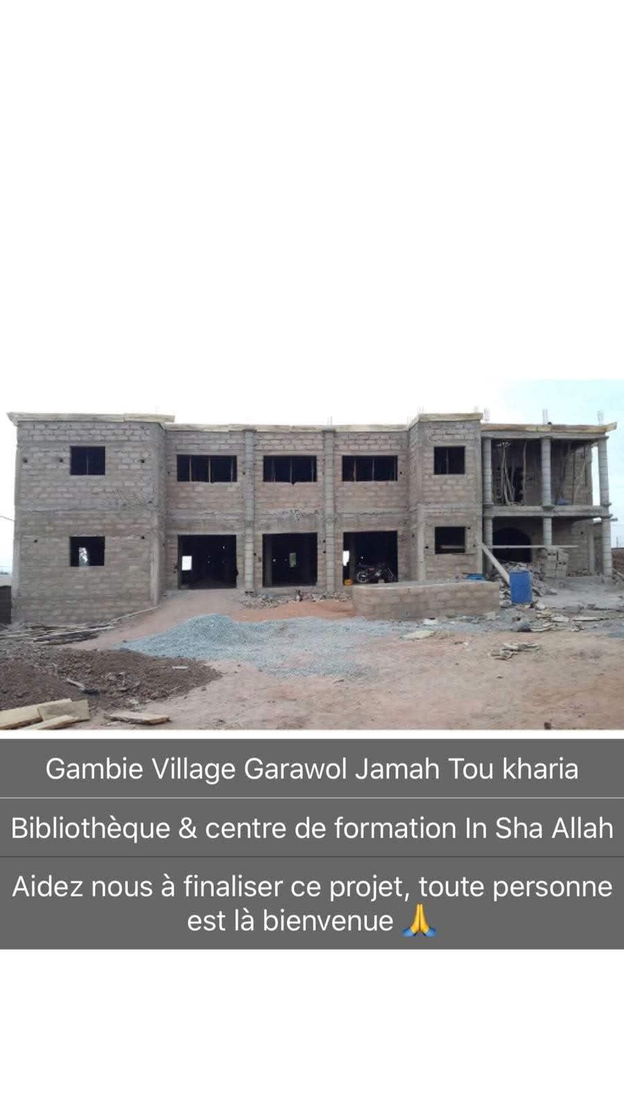 Garawol Library Project