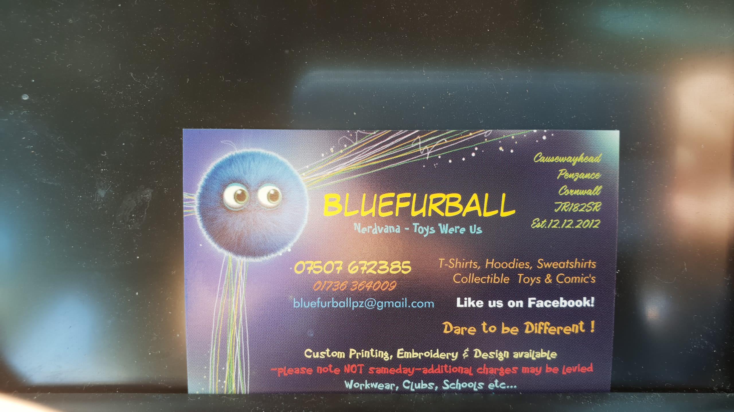 Bluefurball Limited