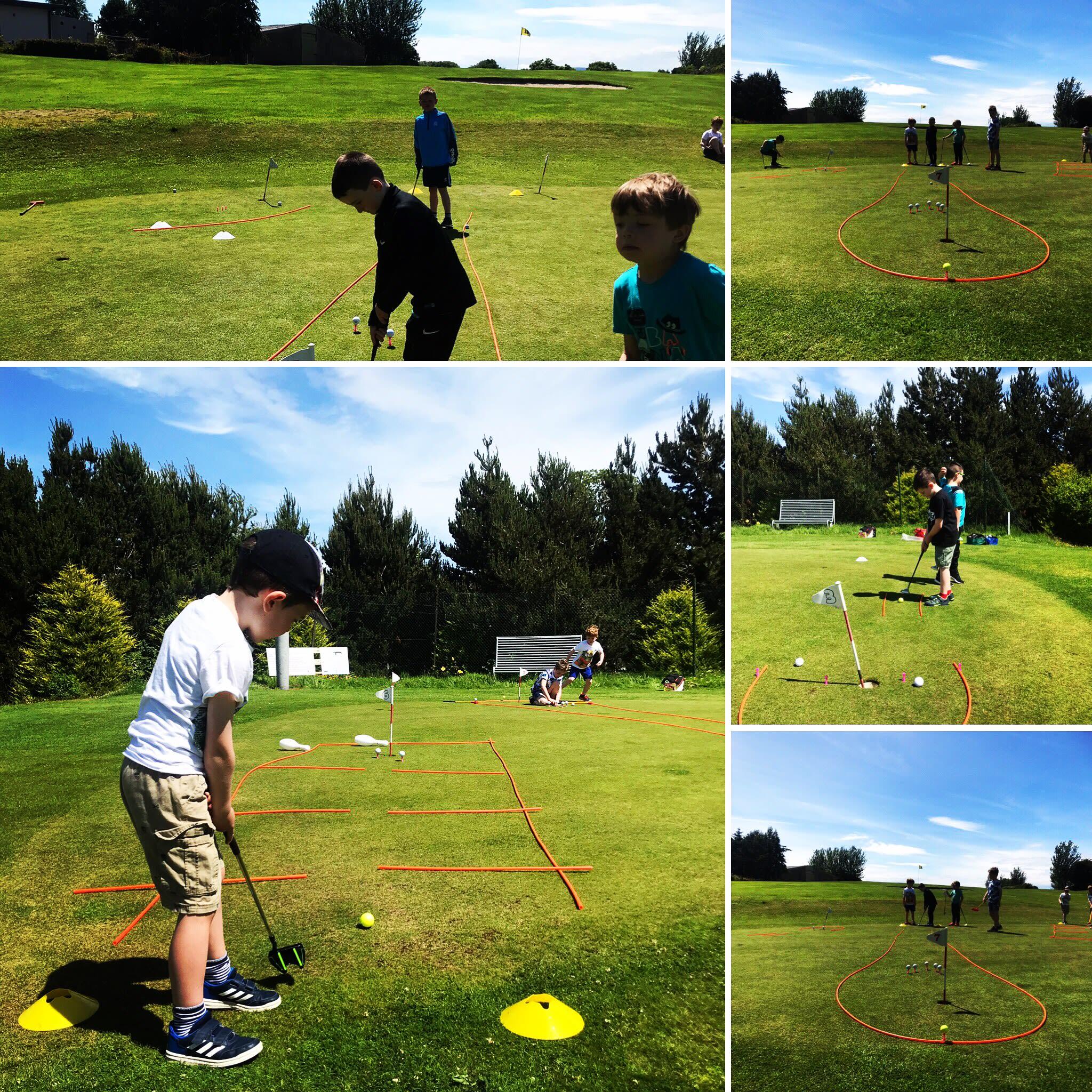 Inner City Tri Golf
