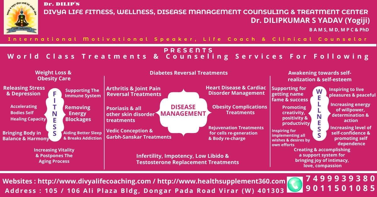 Dr. Dilip's Clinical Counselling & Life Coaching
