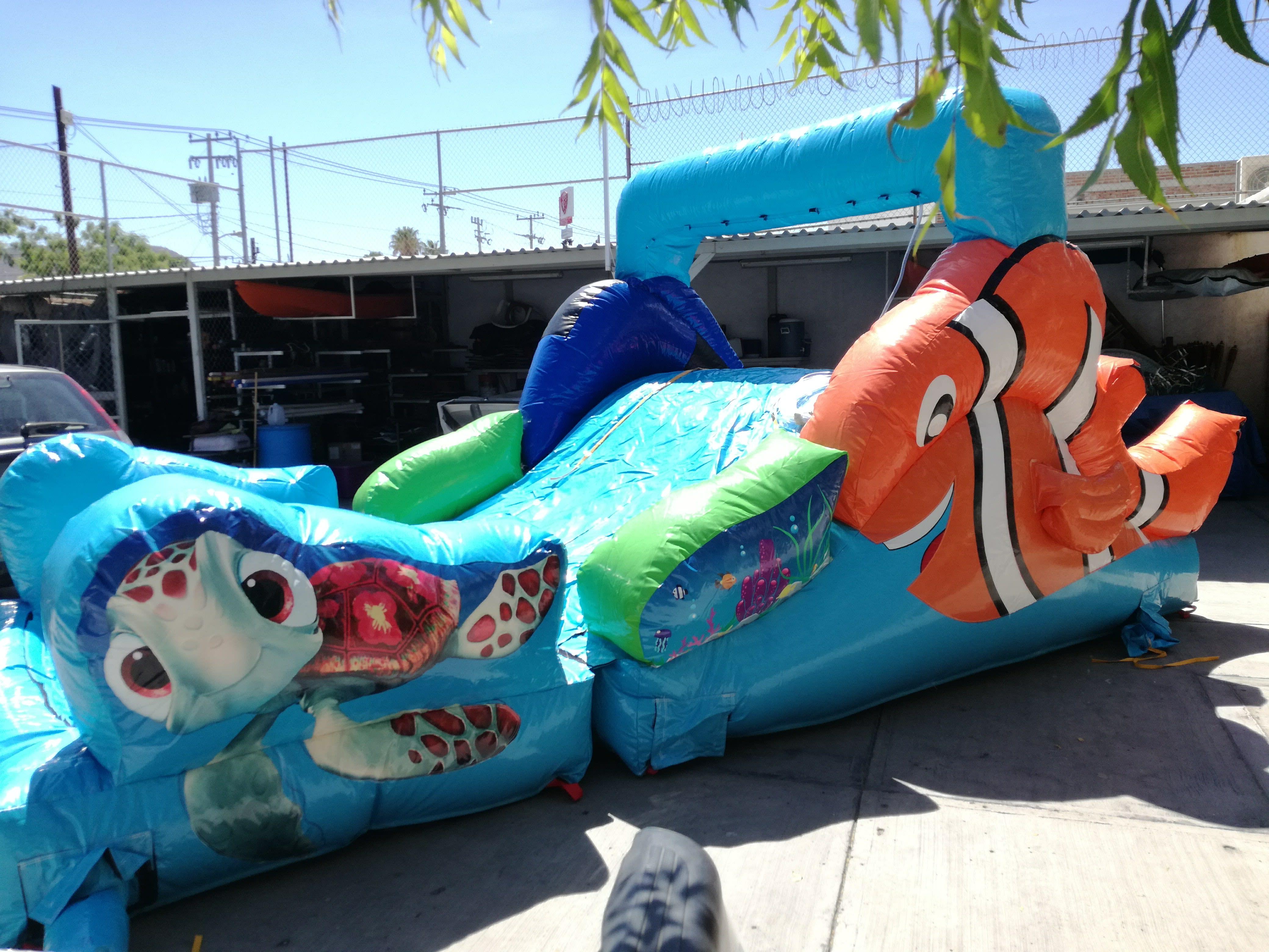 Brincolin acuático Nemo