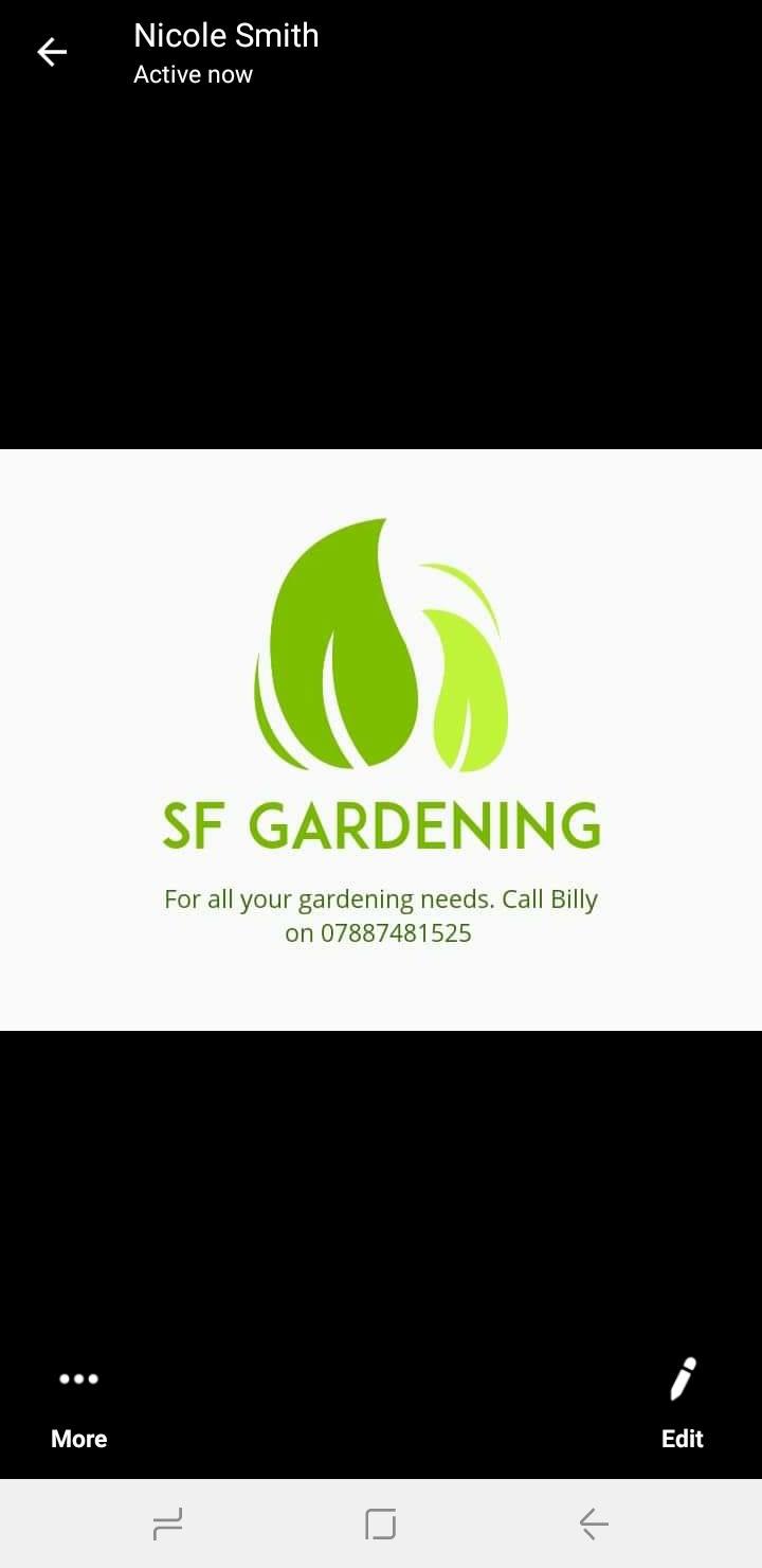 Sand F Gardening Services