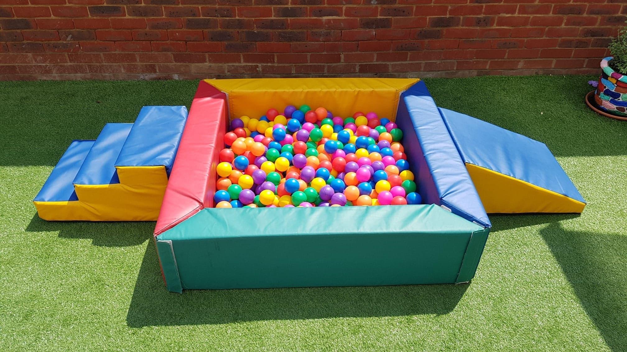 Multicolor Ball Pool