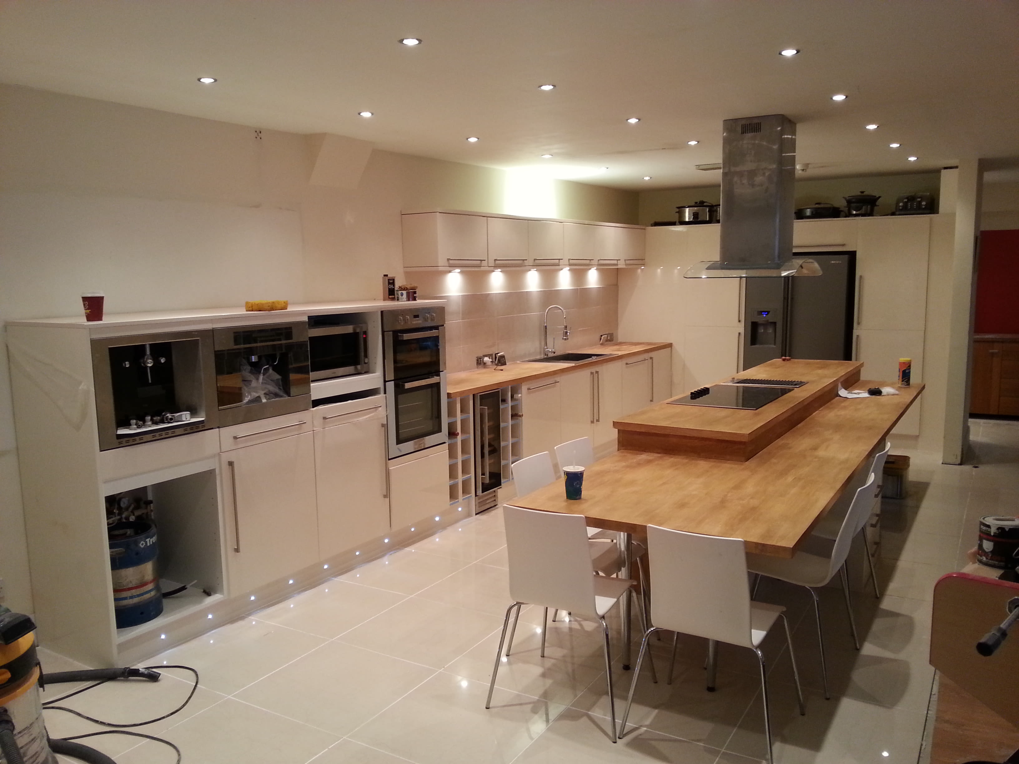 Kitchens Installation