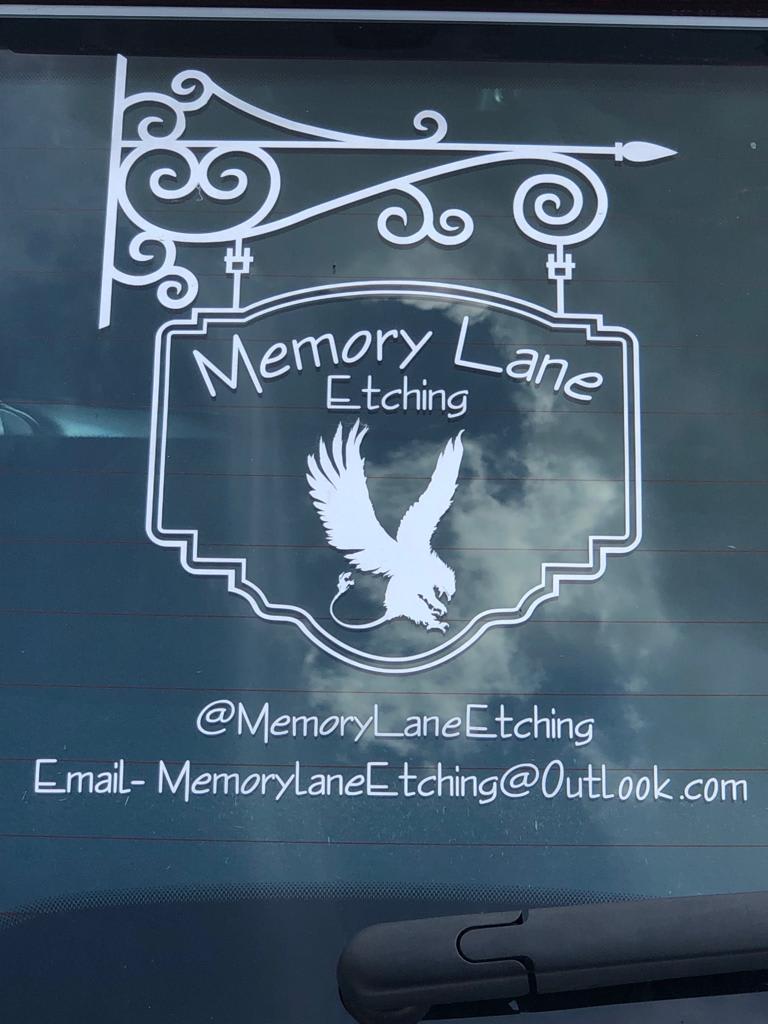 Memory Lane Etching