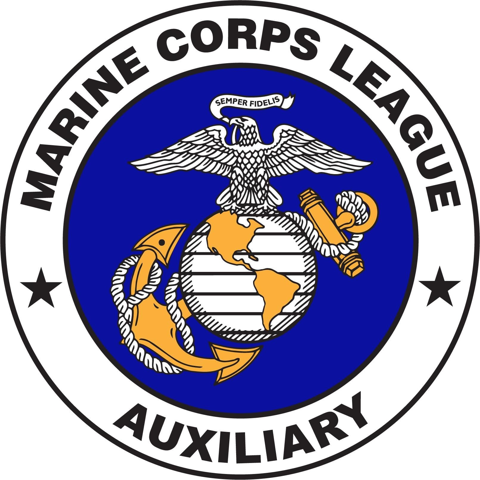 Pnp Norma A. Liner Unit Of The Marine Corps League Auxiliary