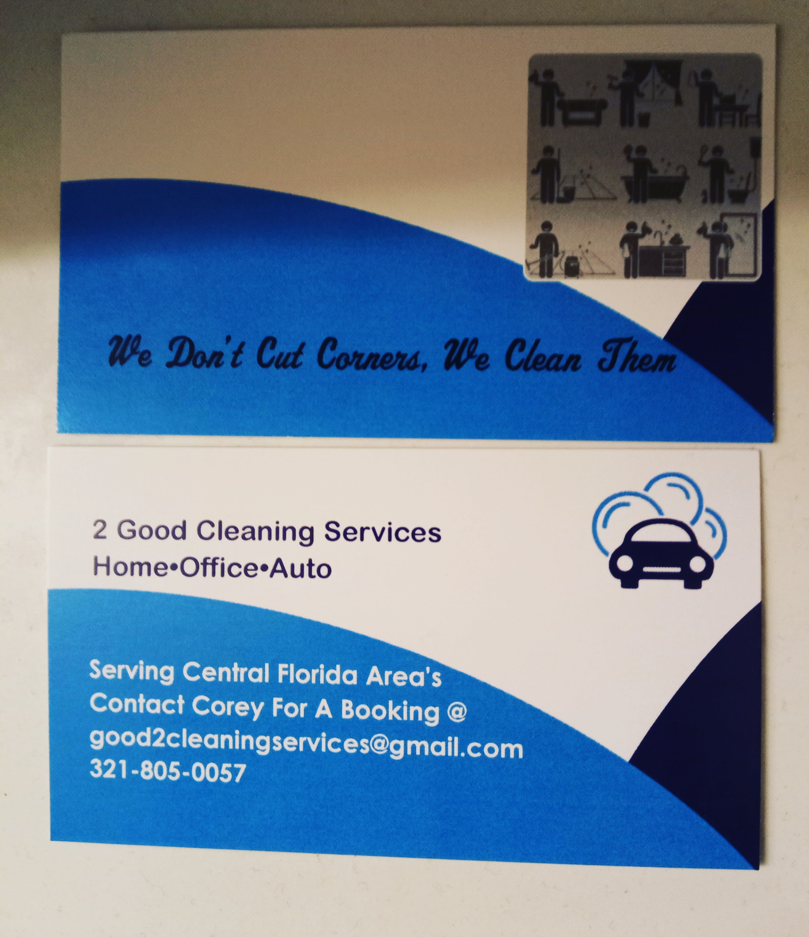 2 Good Cleaning Services LLC