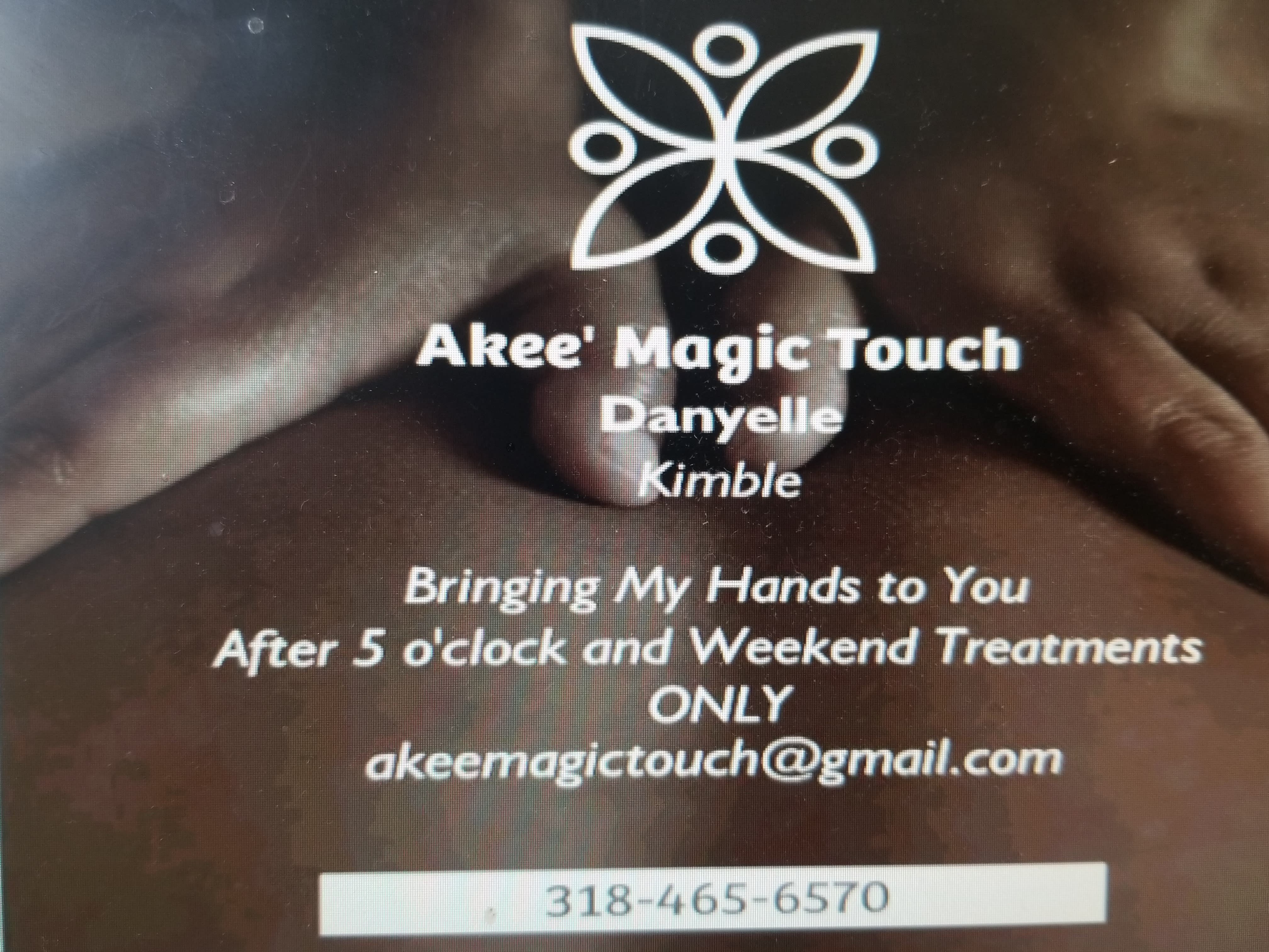 Akee' Magic Touch