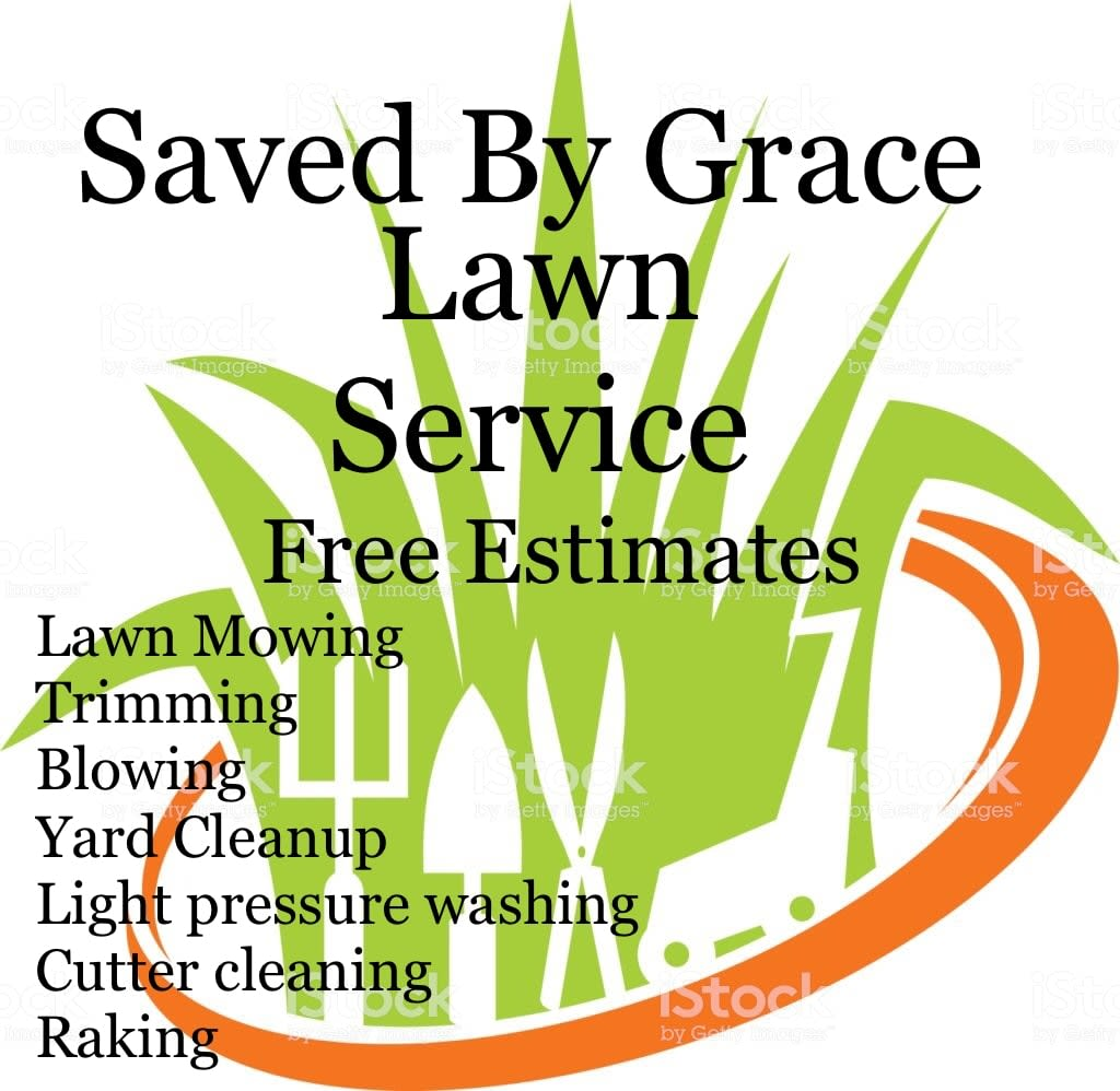 Saved By Grace Lawn Services