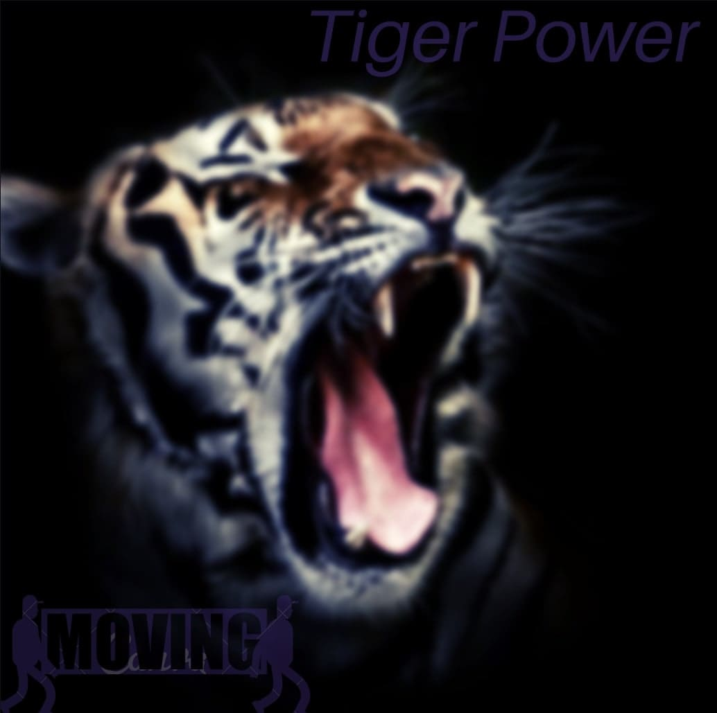 Tiger Power Moving