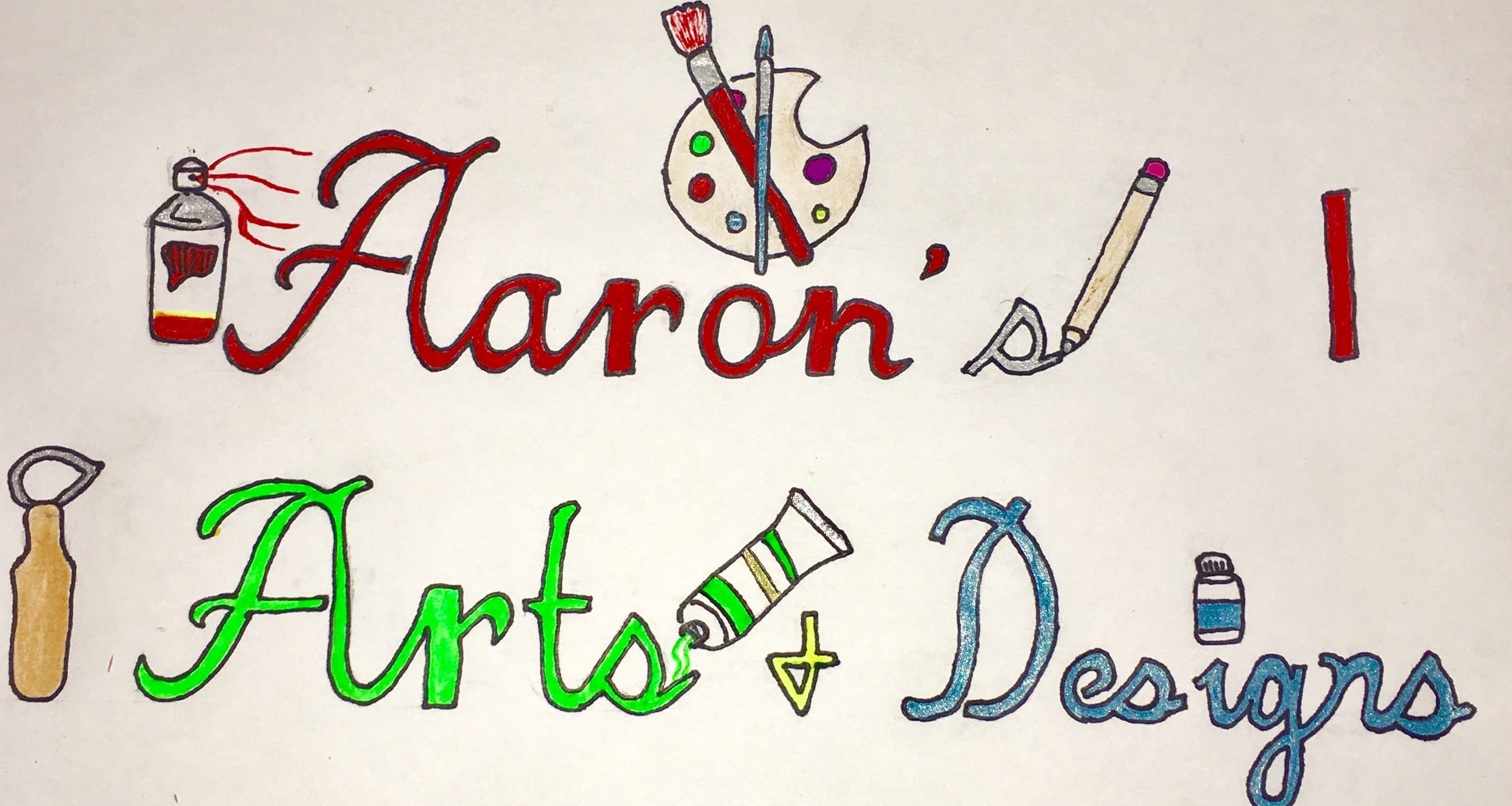 Aaron's Arts and Designs