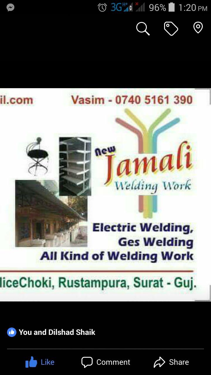 New Jamali Welding Work