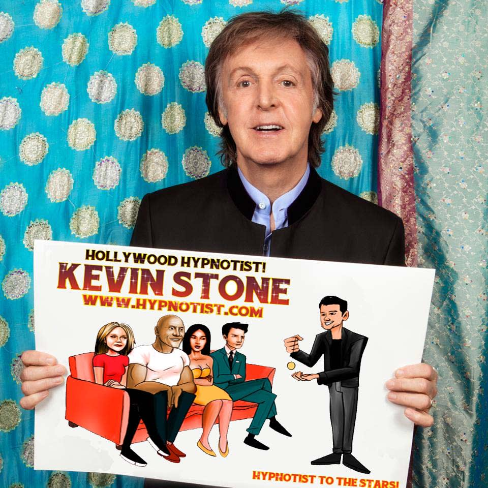 Hypnotist Kevin Stone - Life Coach in The Local Area