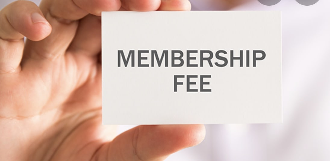 Gym Membership fees