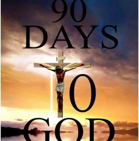 90 Days To GOD