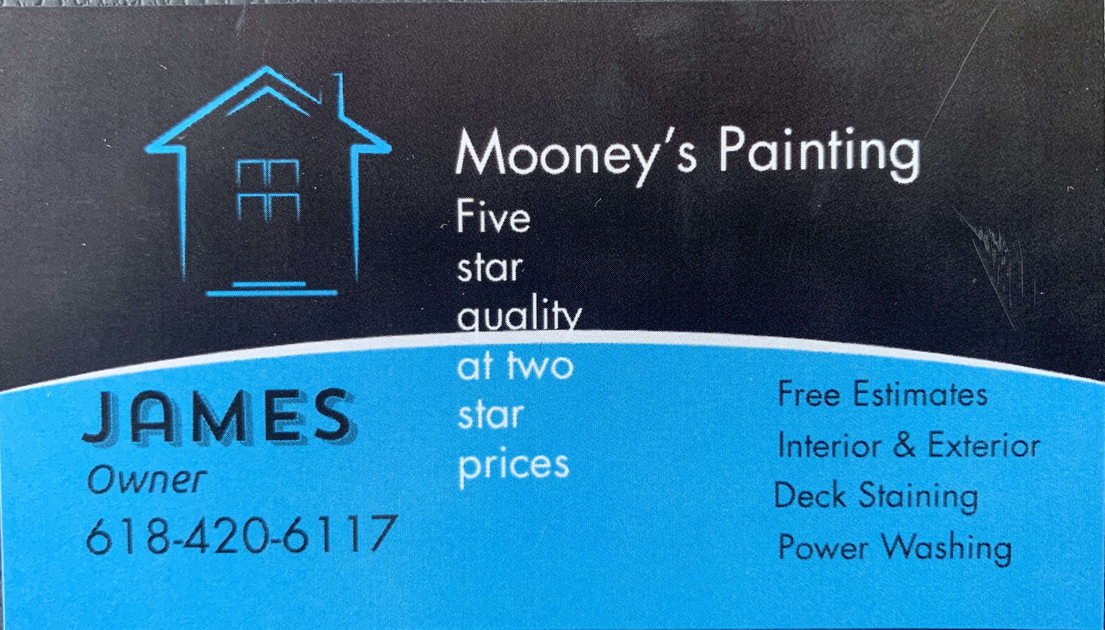 Mooney's Painting Co