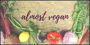 Starch Almost Vegan Eating