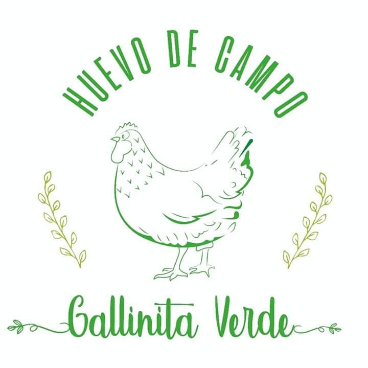 Huevo de Campo Gallinita Verde