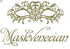Mask Venecian