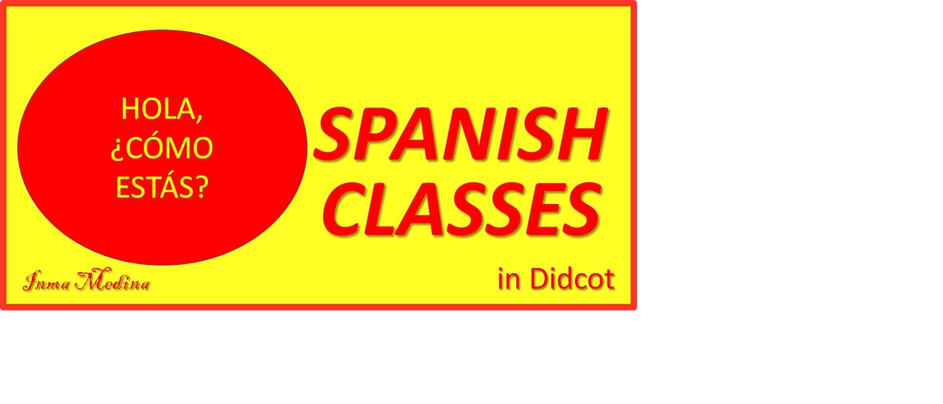 Spanish Classes in Didcot.