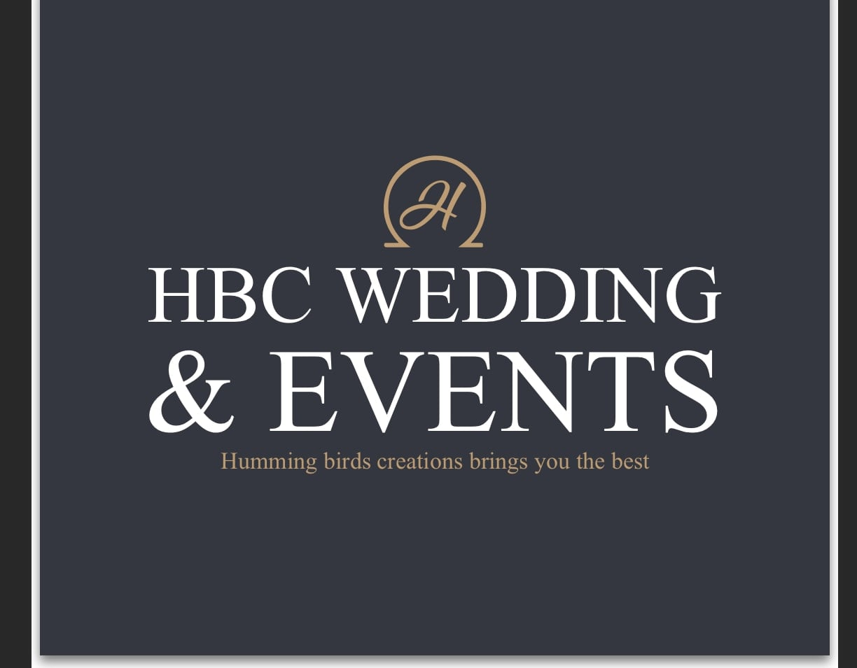 Humming Birds Creations Wedding and Events planning