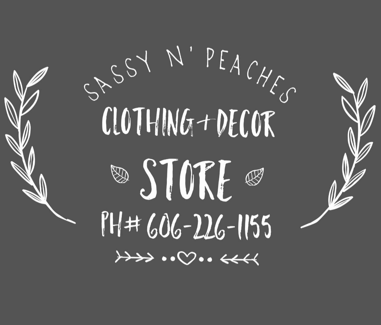 Sassy N' Peaches Clothing & Decor Store