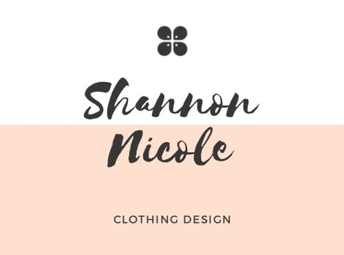 Shannon Nicole Clothing