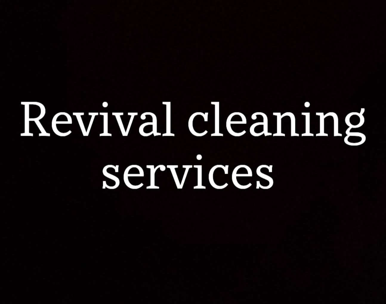 Revival Cleaning Services