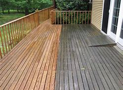 Patio/Deck Cleaning