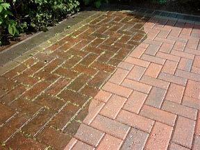 Brick & Stone Cleaning