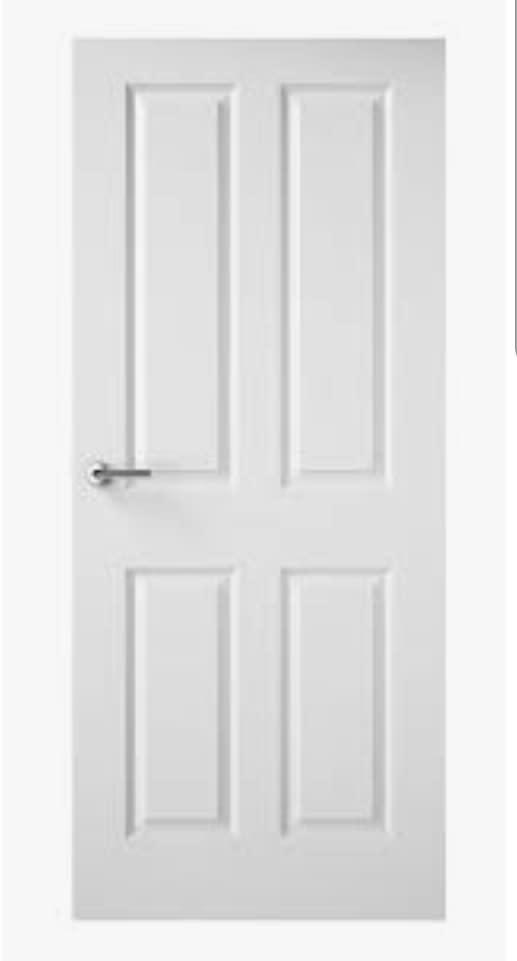 Door Fitting, Painting