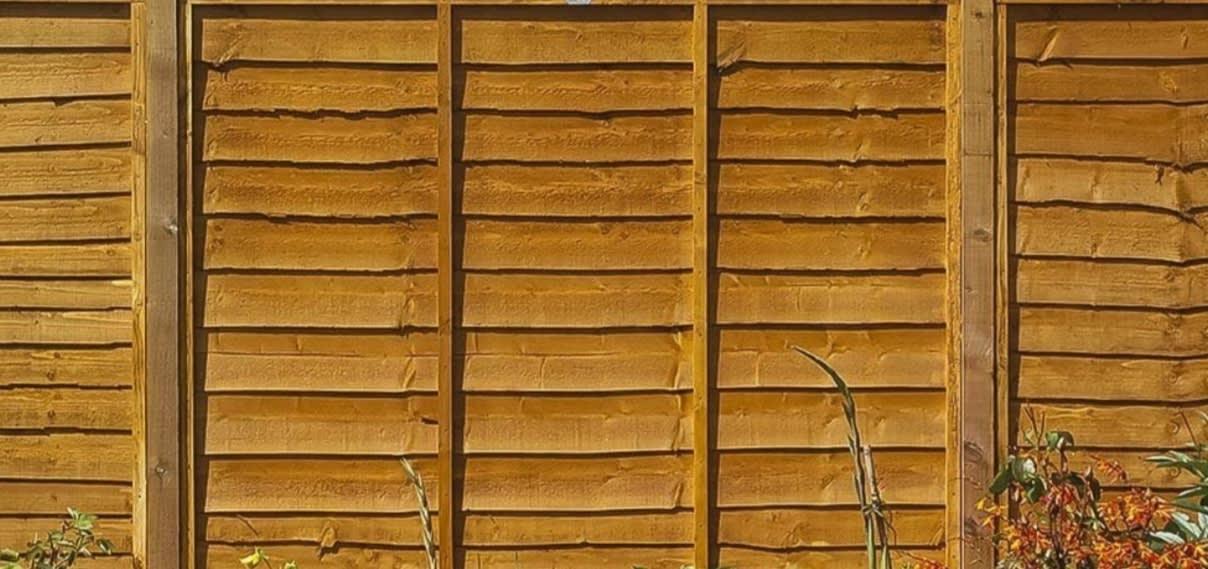 Panel Fencing Installation & Repairs