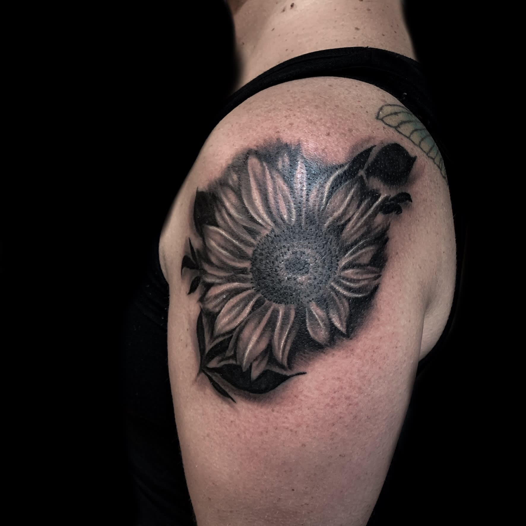 Tattoo Sesion