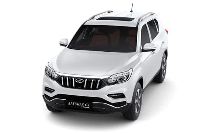 Outstation Car Hire SUV