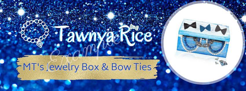 MT's Jewelry Box & Bow Ties