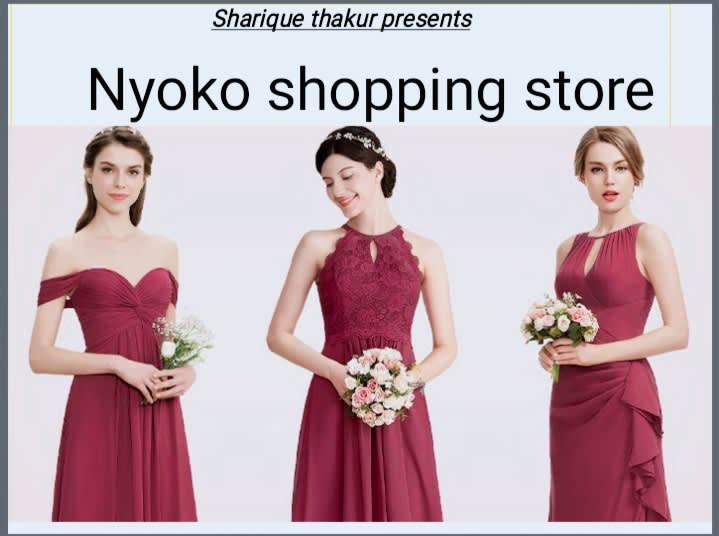 Nyoko online/offline shopping store