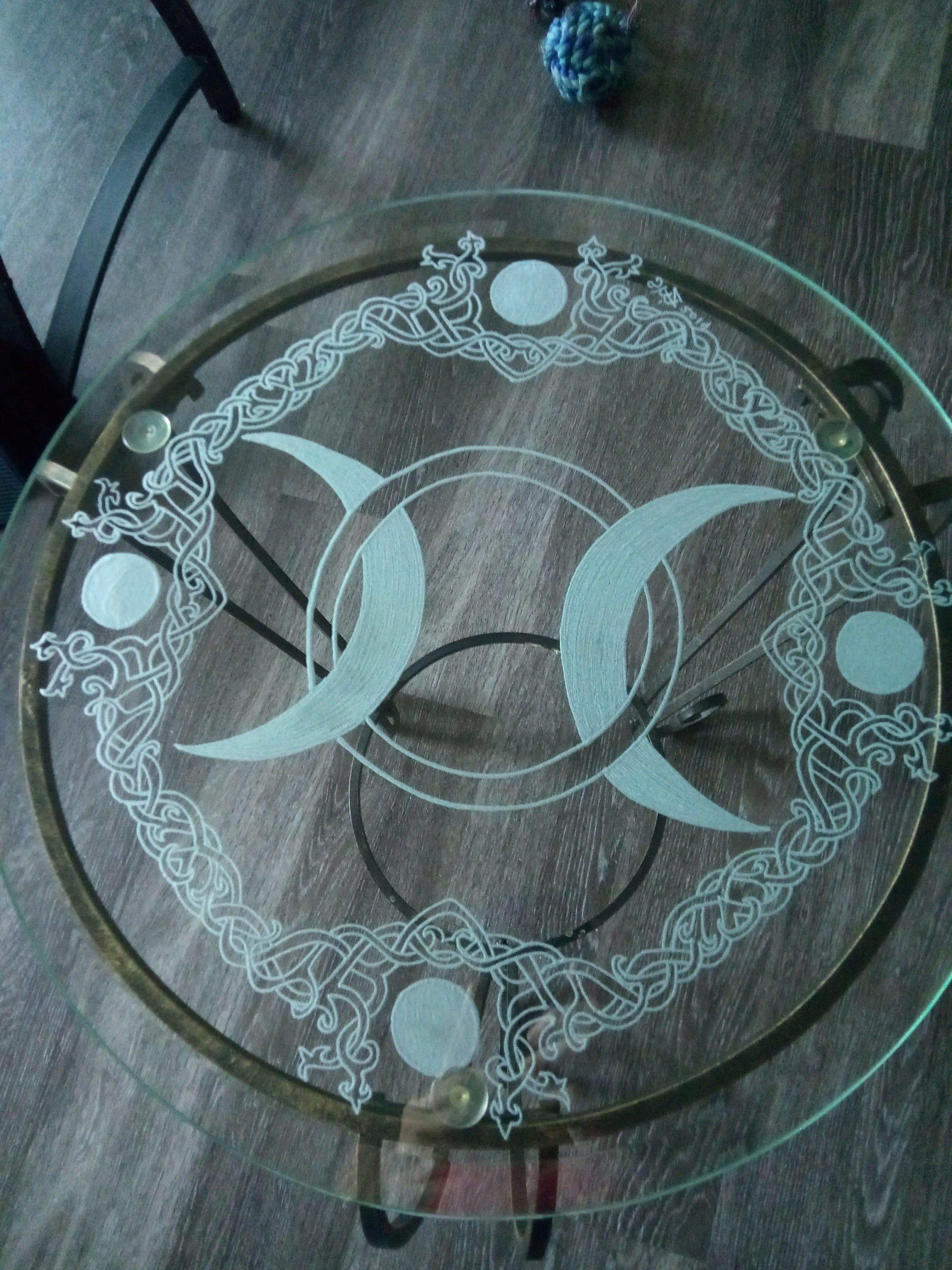 Glass & Mirror Etchings