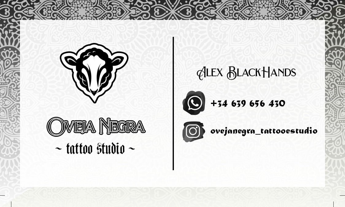 Oveja Negra Tattoo Studio