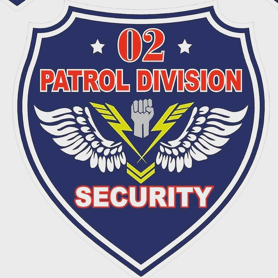 02 Patrol Division Security.               TX Lic #  B07312301
