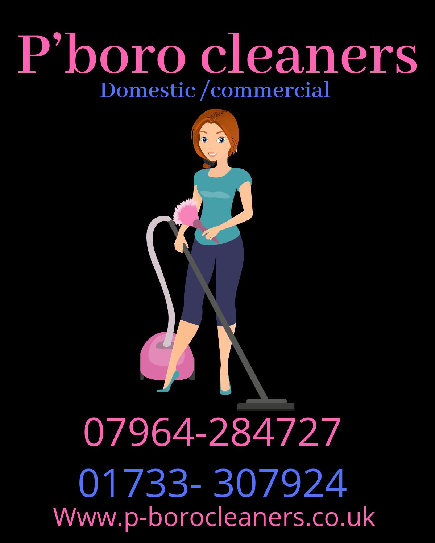 P'BORO CLEANERS