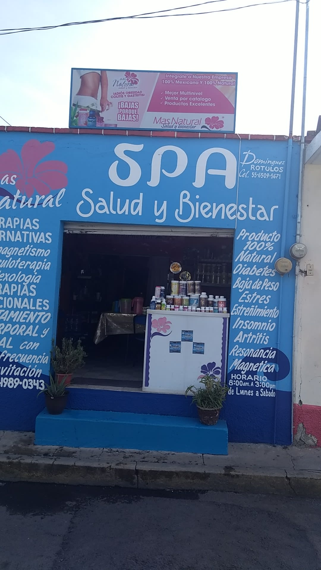 Spa Mas Natural