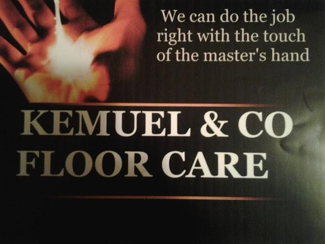Kemuel & Company Housekeeping, Janitorial, Floor Care Services