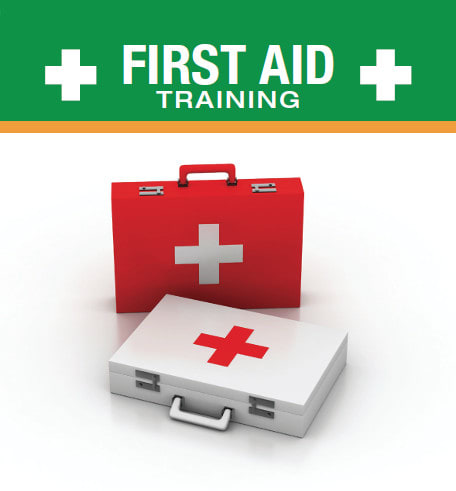 Emergency / First Aid at Work Training