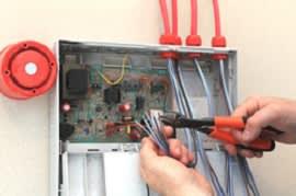 Fire Alarm/Supression - Intruder Alarm Installation