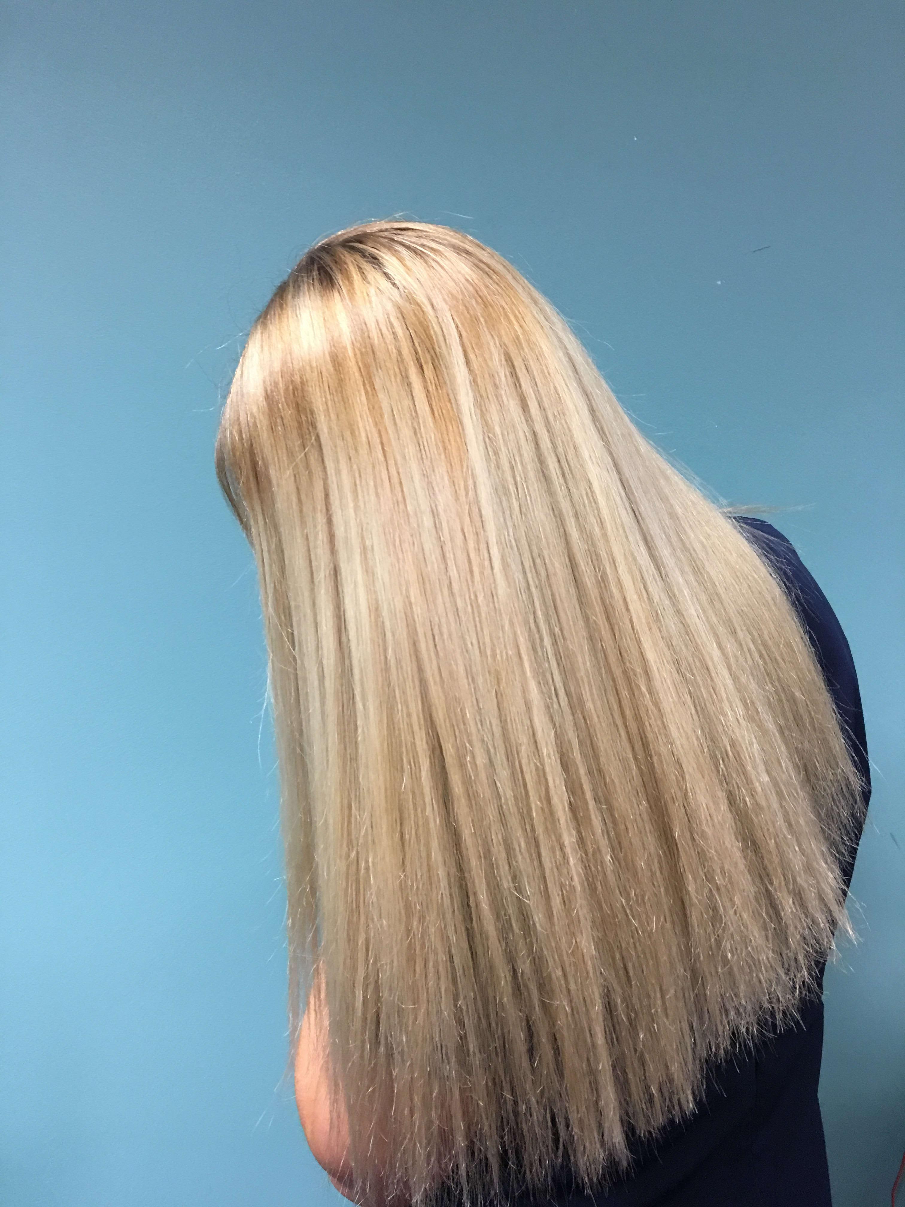 Wash, Haircut, Blow Dry