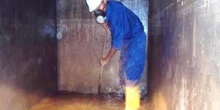 Lavado y desinfección de cisternas y tinacos