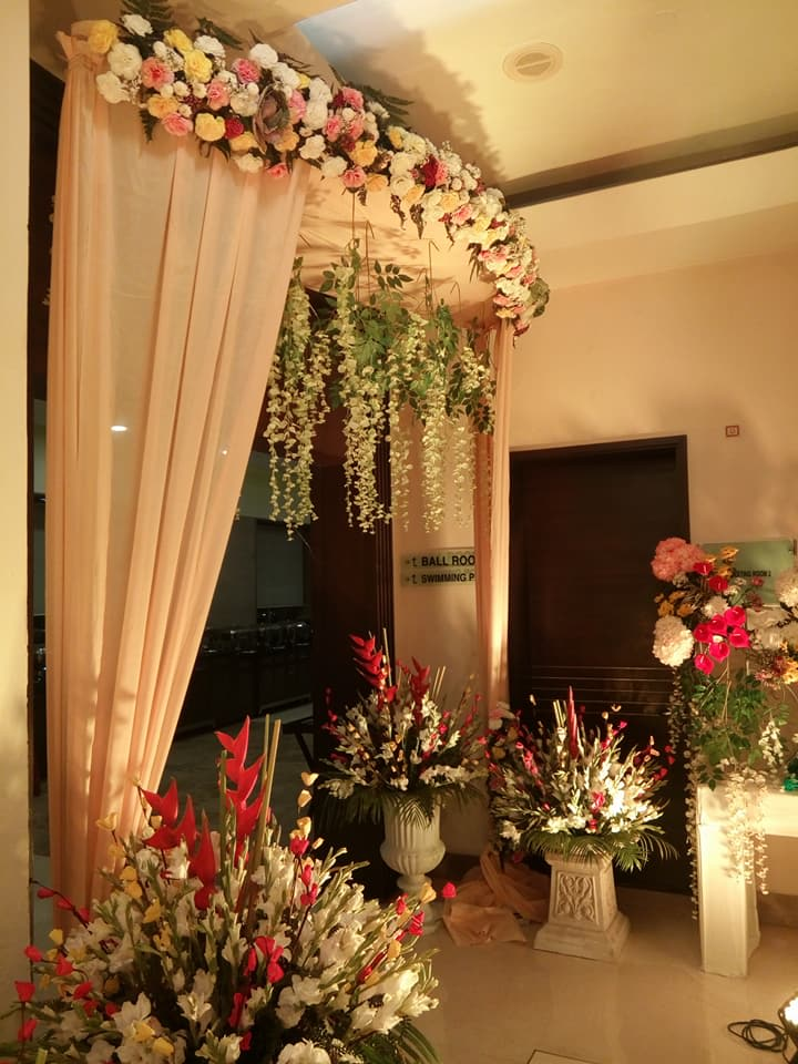 Home Decoration Flower
